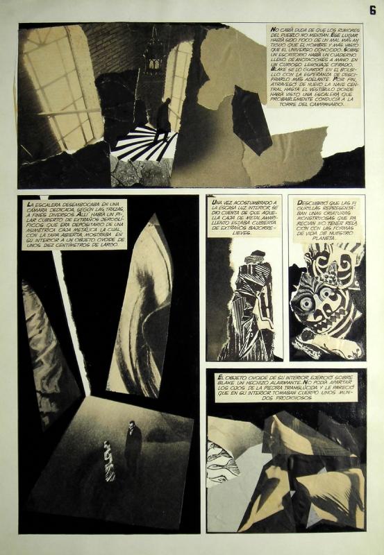 Breccia - The Haunter in the Dark 6