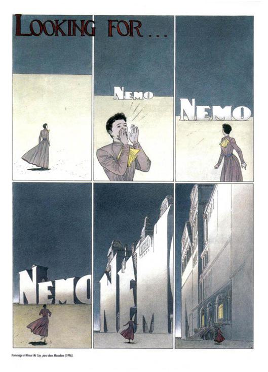 Hommage Nemo 1996