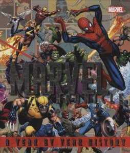 Lib Marvel Chronicle