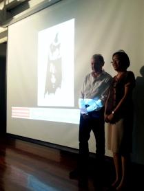 Public Talk: Mr. David Lloyd and Assistant Professor Dr. Duang-Kamol Chartprasert, Dean of the Faculty of Communication Arts, Chulalongkorn University