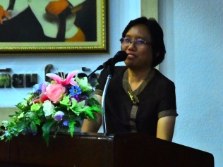 Public Talk: Inaugural speech by Assistant Professor Dr. Duang-Kamol Chartprasert, Dean of the Faculty of Communication Arts, Chulalongkorn University