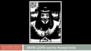 Public Talk: David Lloyd and the Painted Smile