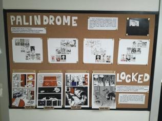 Traumics (Trauma-related comics) composed by students at Chulalongkorn University.