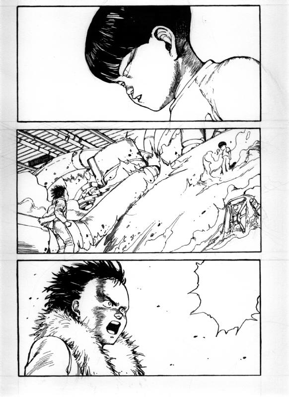 Otomo - Akira 1