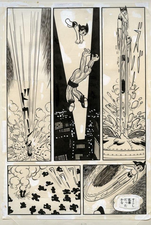 Tezuka - Astro Boy
