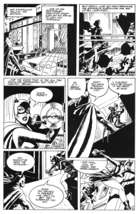 Original Batman bernet